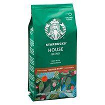 Starbucks Café moulu Starbucks House Blend - Paquet de 200 g