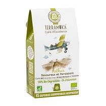 Terramoka Capsules de café Terramoka Arthur Bio - Sachet de 15
