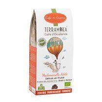 Terramoka Café en grains Terramoka Adèle Bio - Paquet de 200 g