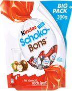 Kinder Bonbon de chocolat Schoko-Bons, BIG PACK 300 g - Lot de 3