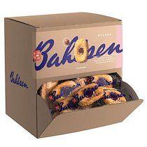 Bahlsen Biscuits feuilletés 'Deloba', présentoir