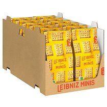 Biscuits au beurre Minis, sachet 150 g, présentoir