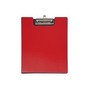 Maul Porte-bloc Flexx à rabat 31 x 24 cm - rouge - Publicité