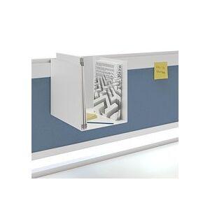 Range-revues pour panneau écran cadre métal Arch - Publicité