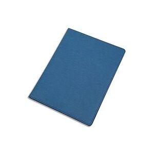 Juscha Conférencier Bleu BALOCCO en polyester. 32,5x24,5x2cm. Livré bloc-notes et pochettes multiples - Publicité