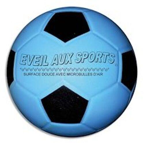 Ballon de foot mousse de PVC 15,...