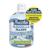 Briochin Liquide Vaisselle et Mains Briochin – Flacon de 500 ml