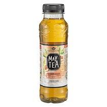 May tea Eau May Tea pêche 33 cl - Carton de 24 bouteilles