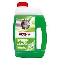 Spado Entretien canalisations biologique Spado - Bidon de 1 litre