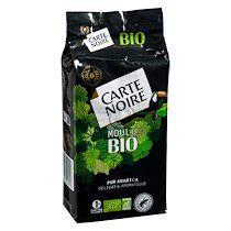 Carte noire Café moulu Carte Noire Bio - Paquet de 250 g