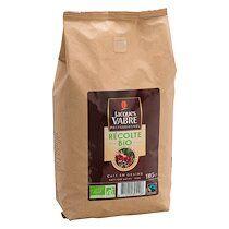 Jacques vabre Café en grain Jacques Vabre récolte bio- paquet de 1 kg