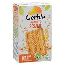 Gerblé chocolat Sésame - Paquet de 46 g - Lot de 18