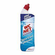 Wc net Gel Wc Net Professionnel détartrant puissant - Flacon de 800 ml