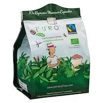 Puro Capsules de café Puro Bio Monsoon - Sachet de 10