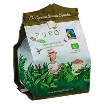 Puro Capsules de café Puro Bio Savanna - Sachet de 10