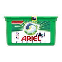 Ariel Lessive Pods Ariel 3 en1 Original – 31 doses