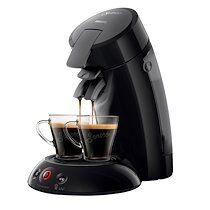 Philips Machine à café Senseo classique noire  0,7 L + 2 tasses offertes