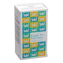 Kusmi tea Thé Full Detox Bio Kusmi Tea - Coffret de 24 sachets biodégradables