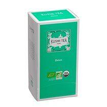 Kusmi tea Thé Détox Bio Kusmi Tea - Boîte de 25 sachets biodégradables
