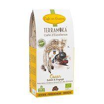 Terramoka Café en grains Terramoka Oscar Bio - Paquet de 200 g