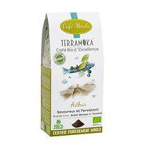 Terramoka Café moulu Terramoka Arthur Bio - Paquet de 200 g