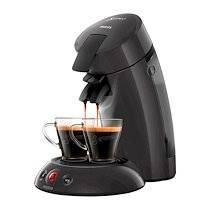 Philips Machine à café à dosette Senseo Original Eco noire 0,7 L