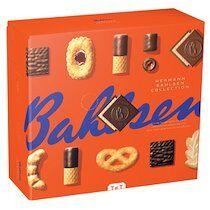 Bahlsen Mélange de biscuits 'Hermann  Collection S' - Lot de 5