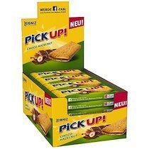 Barre biscuitée 'PiCK UP! Choco & Hazelnut'