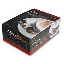 Amandes enrobées de cacao, boîte de dégustation - Lot de 5