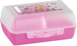 Emsa Boîte à tartine VARIABOLO Clipbox, motif: princesse - Lot de 5