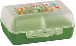 Emsa Boîte à tartine VARIABOLO Clipbox, motif: renard - Lot de 5