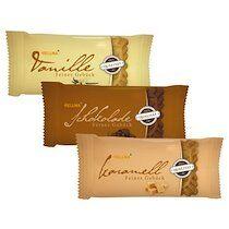 Biscuits fins mix de 3, emballage unitaire, dans un - Lot de 2