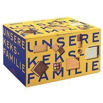 Bahlsen Mélange de biscuits 'Unsere Keks-Familie'
