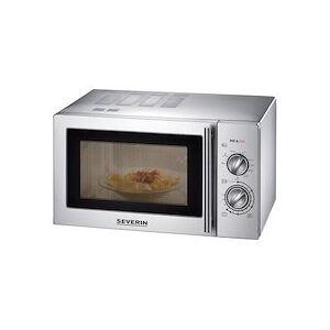 Severin Micro-ondes MW 7869, avec fonction grill, inox - Publicité