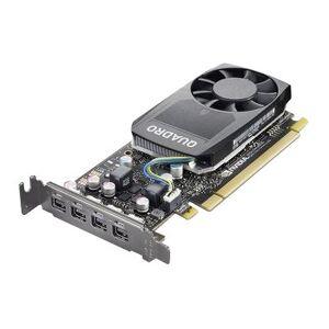 Nvidia Quadro P620 - carte graphique - Quadro P620 - 2 Go - Publicité