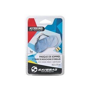 Savebag Masque de sommeil en coton - Publicité