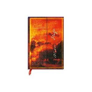 Carnet Manuscrits Estampés Victor Hugo LesMisérables Mini 10x14cm 176 pages lignées - Lot de 2 - Publicité