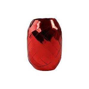 Plat.24 oeufs métal 10mx7mm ss coque Rge - Rouge - Publicité