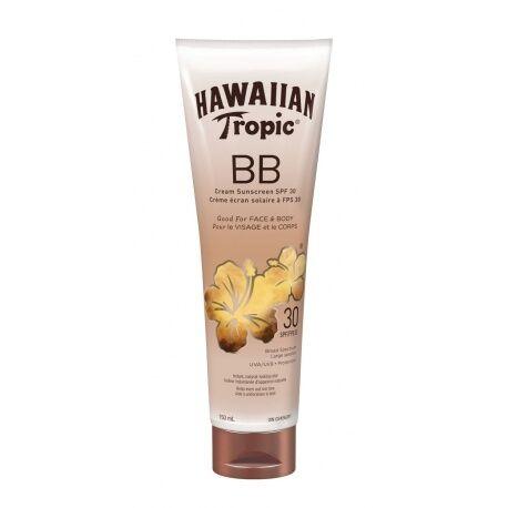 Hawaïan Tropic Hawaiian Tropic - BB Crème Solaire SPF 30 - 150ml