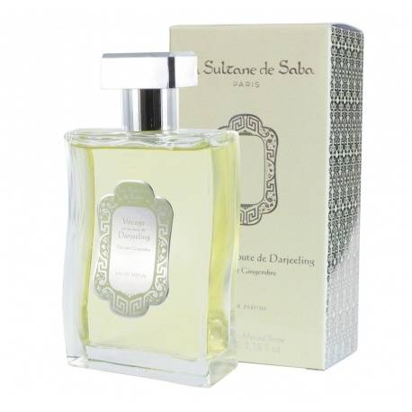 La Sultane de Saba - Eau de Parfum Thé Vert Gingembre - 100ml