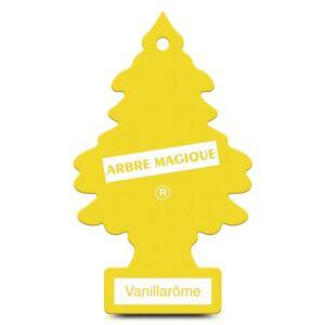 Arbre Magique Désodorisant Voiture Arbre Magique Vanille - Publicité