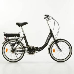 """Wayscral Vélo Électrique Pliant Wayscral Takeaway E50 20"""" Noir - Publicité"""