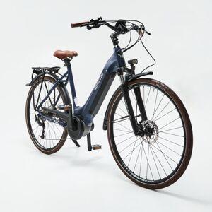 """Wayscral Vélo De Ville Électrique Wayscral Everyway E450 T53 28 Bleu"""" - Publicité"""