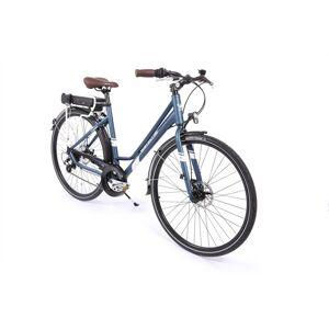 """Wayscral Vélo Électrique Wayscral Hybrid Powered By Michelin 28"""" Bleu - Publicité"""