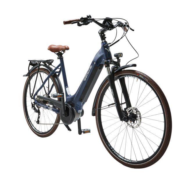 Wayscral Vélo De Ville Électrique Wayscral Everyway E450 T53 28 Bleu'