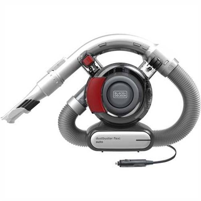 Norauto Aspirateur Voiture Dustbuster Flexible Black&Decker Pd1200av