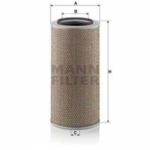 Mann Filtre À Air Mann-filter C24650/1 - Publicité