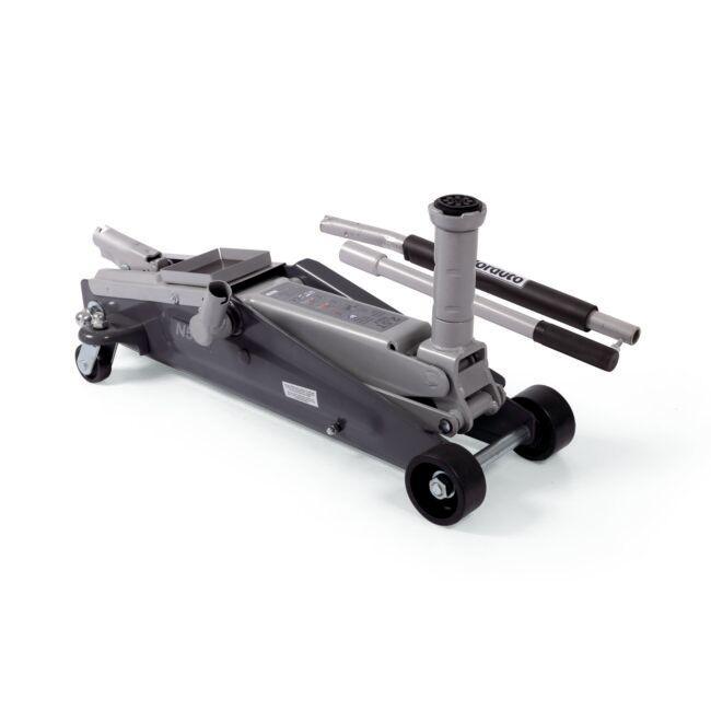Norauto Cric Hydraulique Rouleur Norauto N502 2,5 T