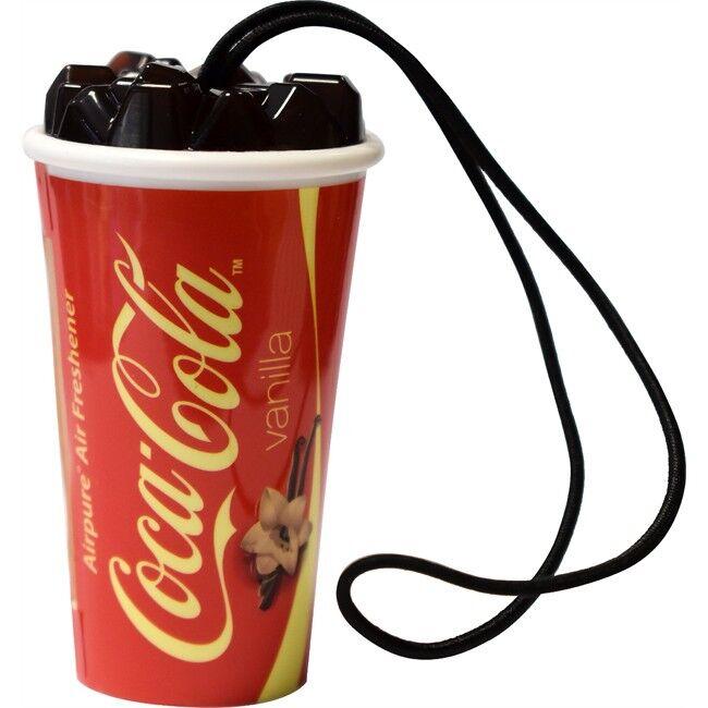 Coca Cola Désodorisant Voiture Coca Cola Vanille 3d