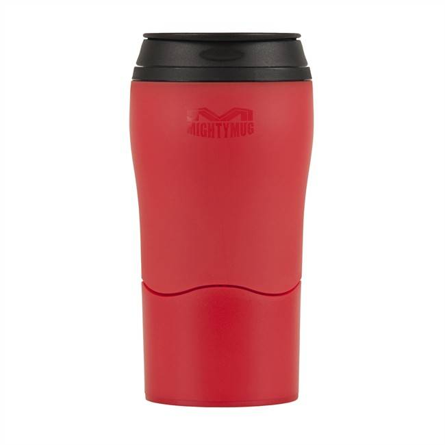Norauto Mug Isotherme Rouge Mighty Mug 0,3 L